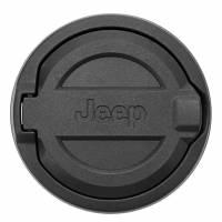 Mopar Fuel Filler Door Black